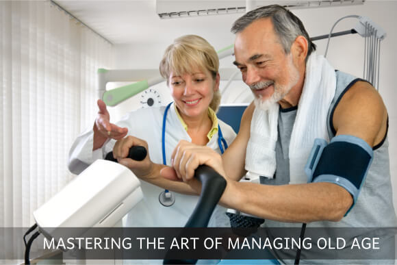 SENIORS 101: MASTERING THE ART OF MANAGING OLD AGE