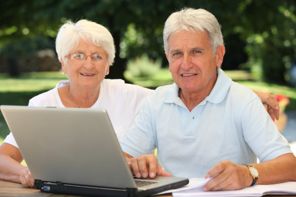 Seniors, Are You Safe on the Internet?