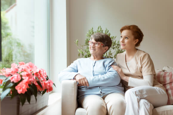 The Importance of Companionship for Elderly Individuals