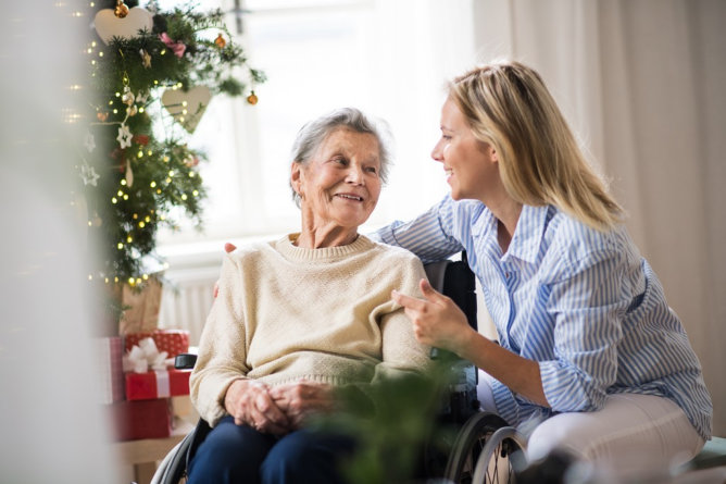 Self-Care Tips for Family Caregivers This Christmas